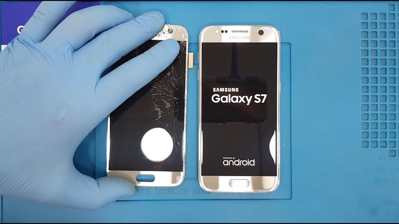 Samsung Ekran Değişimi İzmir